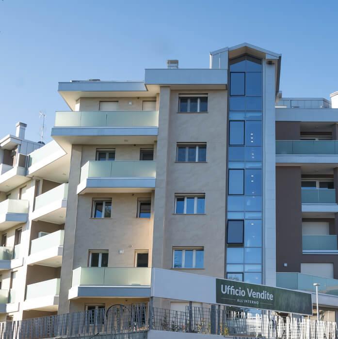 Ecovillaggio residenziale | LaterFORMA, lastra tralicciata predalle FORMA