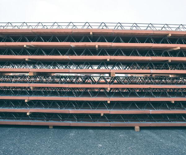 Travetti tralicciati in latero-cemento   FORMA Solai